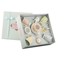Image for Polka Dot Roses 7 Piece Set