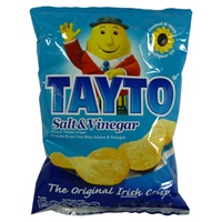 Image for Tayto Salt and Vinegar Crisps 45 g