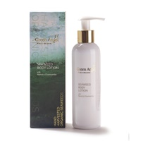 Image for Green Angel Seaweed Cleansing Lotion with Cucumber and Sage Extracts 200ml
