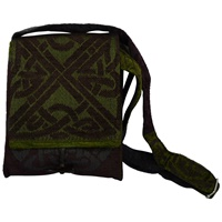 Image for Celtic Knot Shoulder Bag - Nightshade