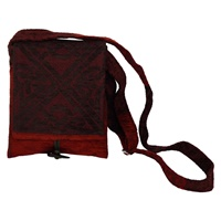 Image for Celtic Knot Shoulder Bag - Garnet