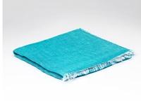 Image for Irish Linen Wrap, Peppermint