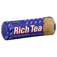 Image for Burtons Rich Tea Biscuits 300g