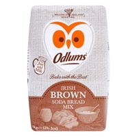 Image for Odlums Brown Bread Mix 1kg