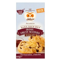 Image for Odlums Quick Fruit Scone Mix 450g