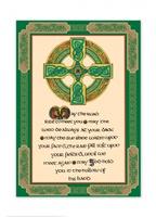 Image for Tea Towel - Celtic Saying
