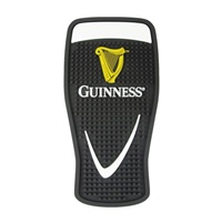 Image for Guinness Gravity Pint Shape PVC Bar Mat