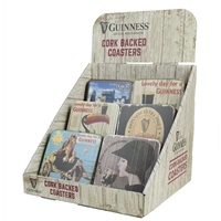Image for Guinness Coaster Counter Top Stand