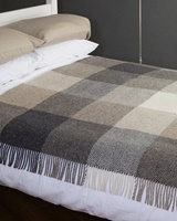Avoca Handweavers Grange Heavy Donegal Throw, Wall