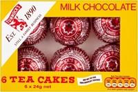 Image for Tunnocks Chocolate Teacakes