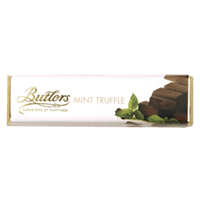 Image for Butlers Dark Chocolate with Crispy Mint Truffle Centre Bar