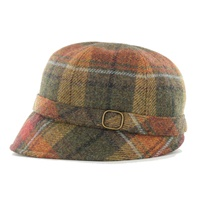 Image for Mucros Weavers Ladies Tweed Clodagh Hat