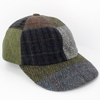 Image for Mucros Weavers Patch Baseball Cap