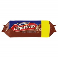 Image for McVities Milk Chocolate Digestives 266g