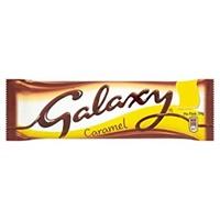 Image for Galaxy Caramel Chocolate Bar 48 g