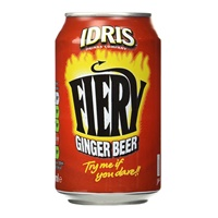 Image for Idris Ginger Beer Can 330 ml