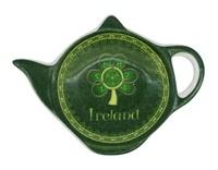 Image for Shamrock Spiral Teabag Holder