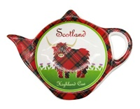 Image for Scottish Highland Cow Tea Bag Holder