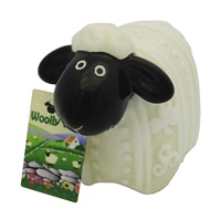 Image for Woolly Ware 5cm Standing Lamb Figurine