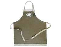 Image for Shamrock Sheep Handcrafted Apron