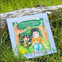 Image for Johnny Magory in the Magical Wild Fun Book