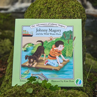 Image for Johnny Magory and the Wild Water Race Book