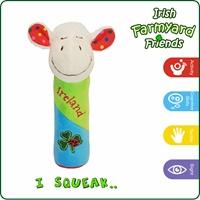 Image for Irish Sheep Childrens Squeaker Toy