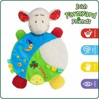 Image for Irish 3D Sheep Baby Multi Comforter