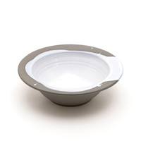 Image for Paul Maloney Pottery Greystone Pasta Bowl