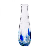Image for Irish Handmade Glass Wild Atlantic Way Bud Vase