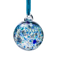 Image for Irish Handmade Glass Wild Atlantic Bauble
