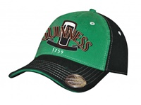 Image for Guinness Pint Opener Baseball Cap, Green