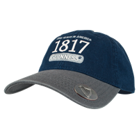 Image for Guinness 200th Anniversary Baseball Cap, Navy