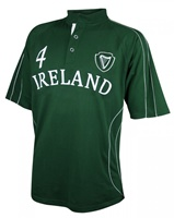 Image for Croker Piping Ireland Rugby Jersey, Green