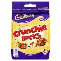 Image for Cadbury Crunchie Rocks 110g
