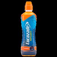 Image for Lucozade Orange Flavor Sport Drink 500 ml