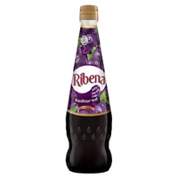 Image for Ribena Conc Blackcurrant Juice Drink 850 ml