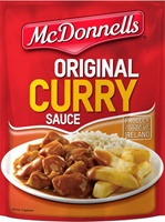 Image for McDonnells Original Curry Sauce 50 g