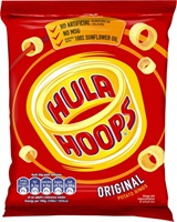 Image for KP Hula Hoops Original Potato Rings 34 g