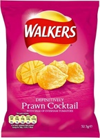 Image for Walkers Prawn Cocktail 32.5 g