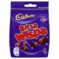 Image for Cadbury Bitsa Wispa Bag 110g