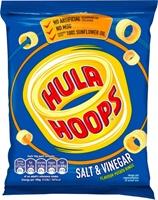 Image for KP Hula Hoops Salt and Vinegar Potato Rings 34 g