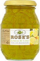 Image for Roses Lemon and Lime Marmalade 454 g
