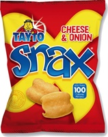 Image for Tayto Cheese and Onion Snax 22 g
