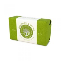 Image for Garden of Ireland Heather and Moss Linen Soap