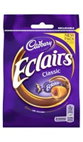 Image for Cadbury Eclairs Pouch 7 Counts