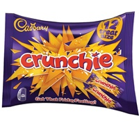 Image for Cadbury Crunchie Treatsize 210 g