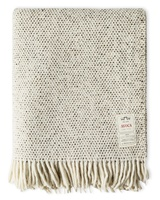 Image for Avoca Handweavers Heavy Donegal Throw, Digestive Dapple