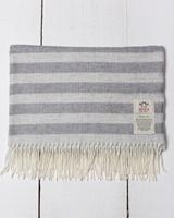 Image for Avoca Handweavers Baby Bunting Blanket, Baby Boss Grey