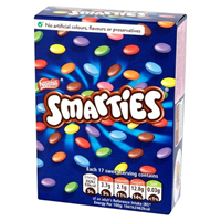 Image for Nestle Smarties Carton 120 g